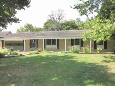 Kosciusko County Single Family Home For Sale: 500 West Street
