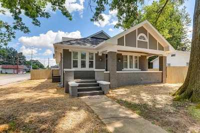 Evansville Multi Family Home For Sale: 700 Bennighof Avenue