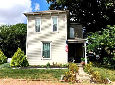 Marion Single Family Home For Sale: 814 W 4th Street
