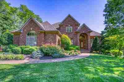 Newburgh Single Family Home For Sale: 8601 Ranleight Court