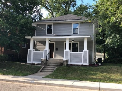 St. Joseph County Single Family Home For Sale: 1233 E Madison Street