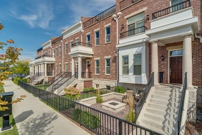 St. Joseph County Condo/Townhouse For Sale: 112 S Niles Avenue