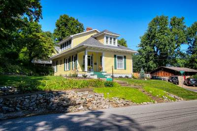Newburgh Single Family Home For Sale: 116 Sycamore Street