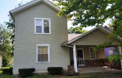 Auburn Single Family Home For Sale: 351 W 5th Street