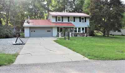 Warsaw Single Family Home For Sale: 2771 S Woodland Trail