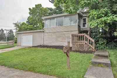 Winona Lake Single Family Home For Sale: 102 1st Street