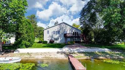 Steuben County Single Family Home For Sale: 1320 Park Dr Big Turkey Lake