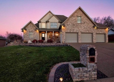 Evansville Single Family Home For Sale: 110 S Faith Way
