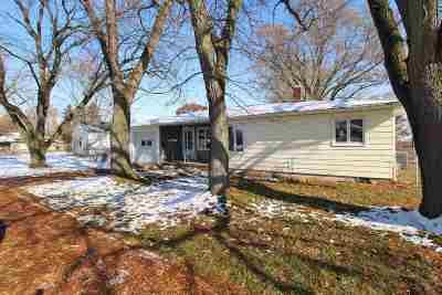 Marion Single Family Home For Sale: 4009 S Poplar Street