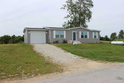 Warsaw Single Family Home For Sale: 1455 S 400 W