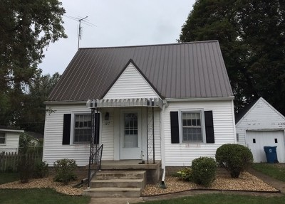 Jonesboro Single Family Home For Sale: 107 N 2nd Avenue