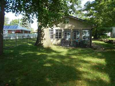 Kosciusko County Single Family Home For Sale: 707 E Northshore Drive