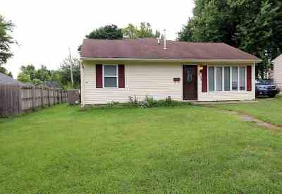 Marion Single Family Home Cont-Accptngbackupoffers: 411 W Highland Avenue