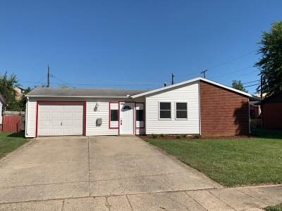 Marion Single Family Home For Sale: 622 N Lancelot Dr