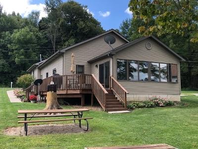 Steuben County Single Family Home For Sale: 1760 Ln 201 Ball Lk
