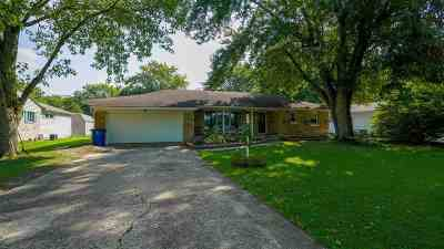 Marion Single Family Home For Sale: 1423 W Chapel Pike