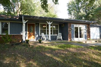 Newburgh Single Family Home For Sale: 2166 Fuquay Road