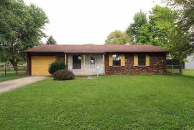 Marion Single Family Home For Sale: 1114 W 11th Street