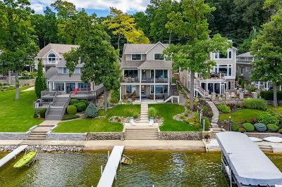 Steuben County Single Family Home For Sale: 40 Lane 200h Lake James Blvd