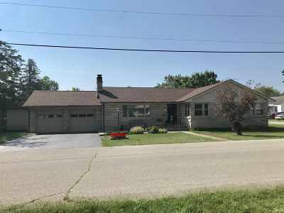 Marion Single Family Home For Sale: 125 W 43rd Street