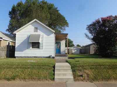 Evansville Single Family Home For Sale: 3415 Claremont Avenue
