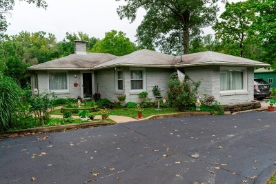 Evansville Single Family Home For Auction: 6141 Heckel Road