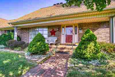 Boonville Single Family Home For Sale: 627 Pioneer Drive