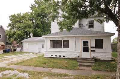 Gas City Multi Family Home For Sale: 107 E South B Street