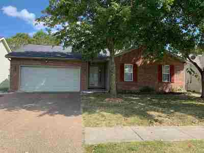 Evansville Single Family Home For Sale: 8537 Fox Hollow Road