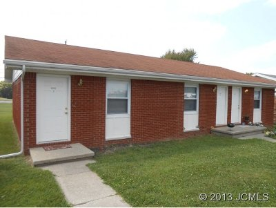 Madison IN Multi Family Home For Sale: $110,000