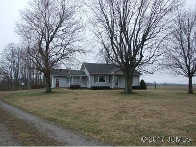 Canaan Farm & Ranch For Sale: 5590 Risk Ridge