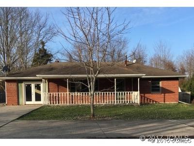 Single Family Home For Sale: 2115 Flint Rd