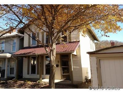 Single Family Home For Sale: 408 St Michaels Av