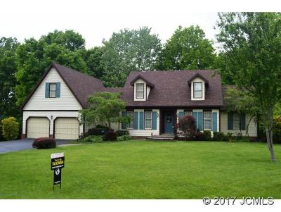Single Family Home For Sale: 490 Brentwood Dr