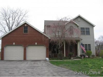 Madison IN Single Family Home For Sale: $189,900