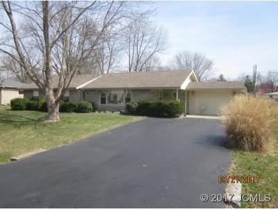 Single Family Home For Sale: 2218 Allen St