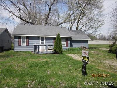 Single Family Home For Sale: 1044 Pinehurst Av