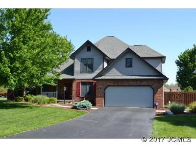 Single Family Home For Sale: 205 Miles Ridge Rd