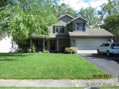 Madison IN Single Family Home For Sale: $144,900