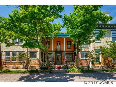 Madison Single Family Home For Sale: 217 & 215 Fourth St