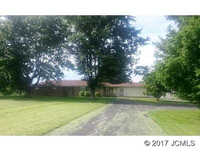 Hanover Single Family Home For Sale: 6692 Sr 56