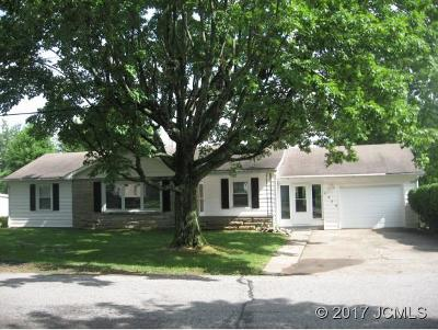 Jefferson County Single Family Home For Sale: 1430 Crozier Av