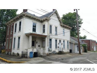 Multi Family Home For Sale: 414 Poplar St