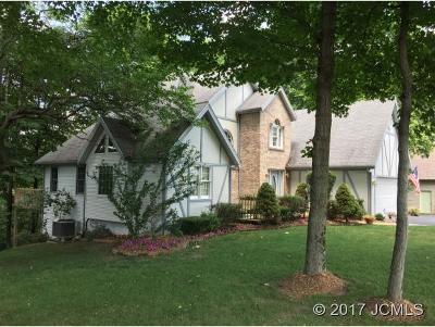 Single Family Home For Sale: 2509 Poplar Ridge Ln