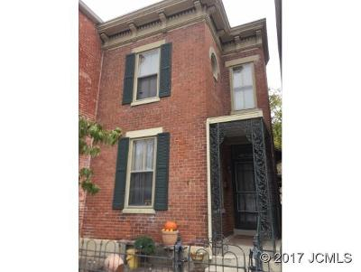 Single Family Home For Sale: 806 Walnut St