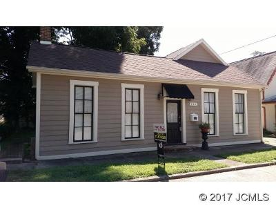 Madison IN Single Family Home For Sale: $157,500