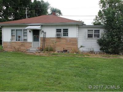 Jefferson County Single Family Home For Sale: 6284 Sr 256