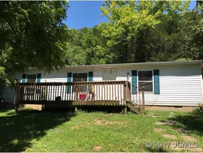 Madison IN Single Family Home For Sale: $105,900