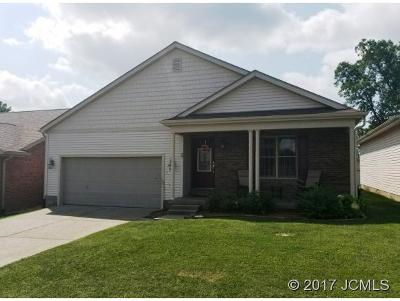 Madison IN Single Family Home For Sale: $172,000
