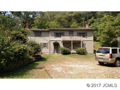 Jefferson County Single Family Home For Sale: 61 Shirks Hollow Rd